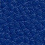 Fine Faux Leather Blue Upholstery Contract Usage