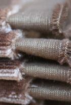silk velvet upholstery fabric textile FR Martindale Rubs