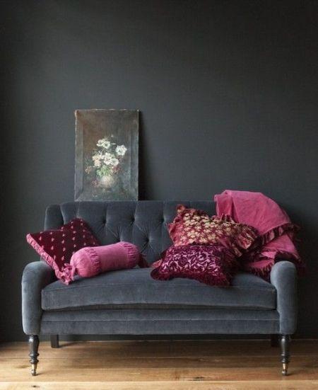 Another grey velvet