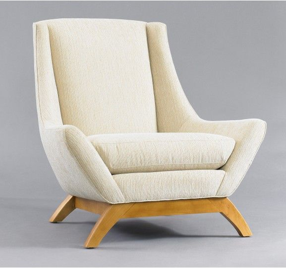 Beige Linen Upholstery
