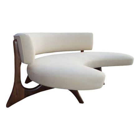 White linen upholstery fabric