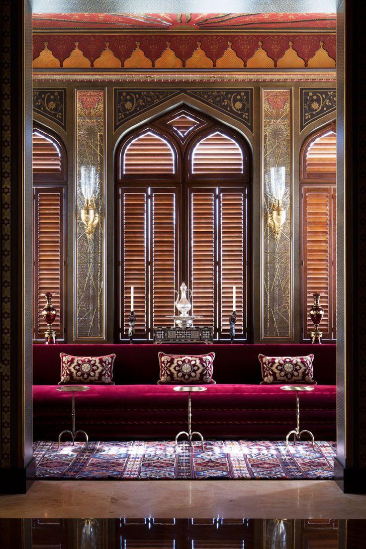 Middle Eastern Interior Design