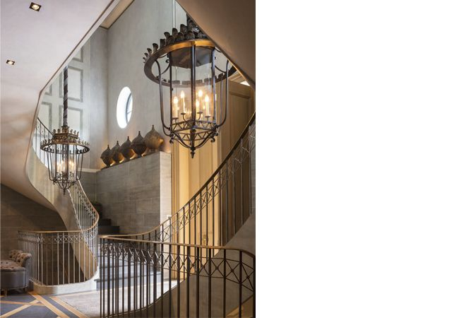 Anouska Hempel Design - Liechtenstein