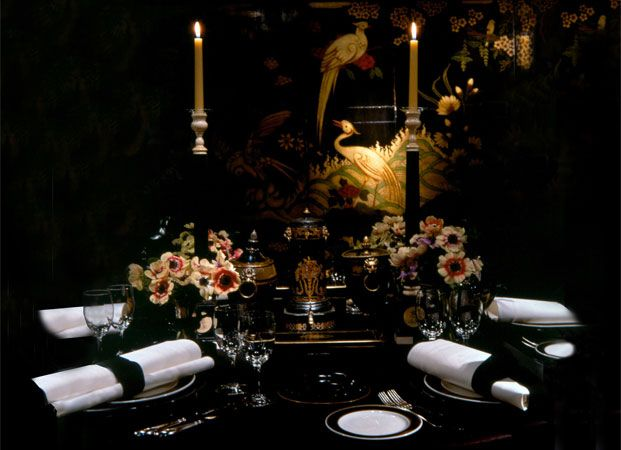 Anouska Hempel Design - restaurants