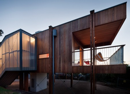 Breezway Louvres Mornington Residence - Clare Cousins Architects