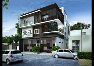 Exterior Design For Mr.Neelakandan,Chennaii