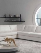 faux leather upholstery